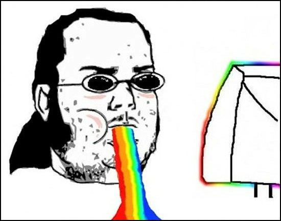 gordo-granudo-vomitando-arco-íris